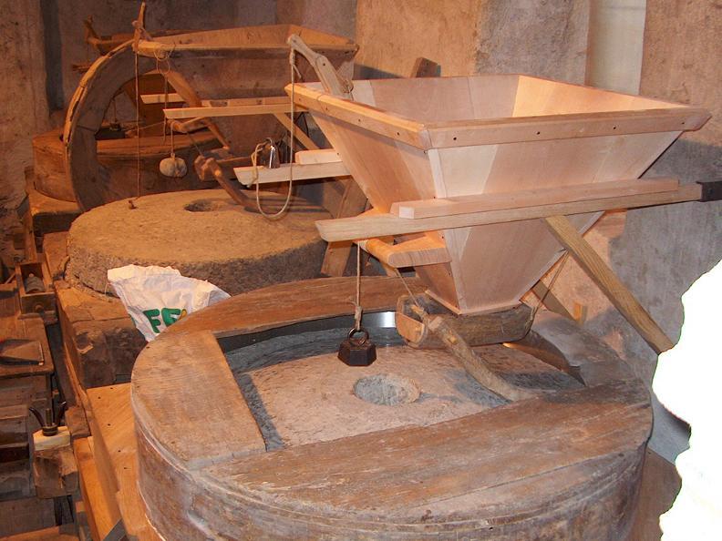 Image 5 - Ghitello's mill in Breggia Gorge Park