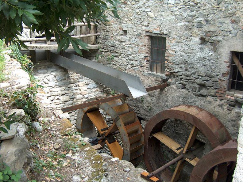 Image 3 - Ghitello's mill in Breggia Gorge Park