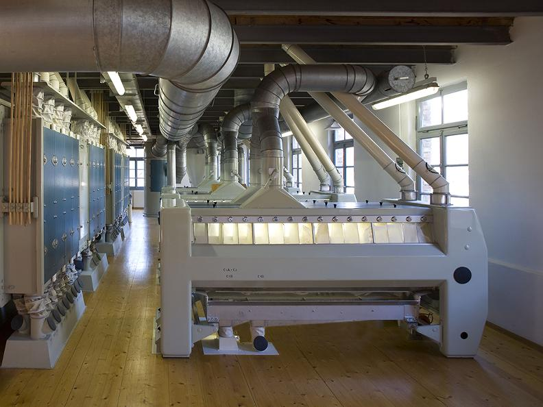 Image 1 - Maroggia's mill, a family business