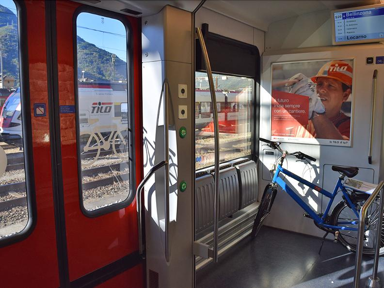 Image 2 - Take your bike on the train with you