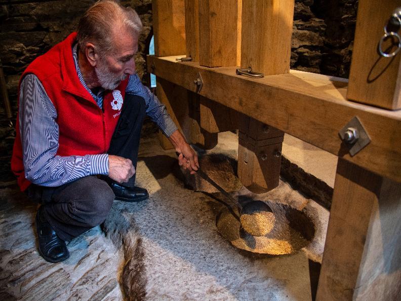 Image 4 - Mühle und Stampfe von Precassino