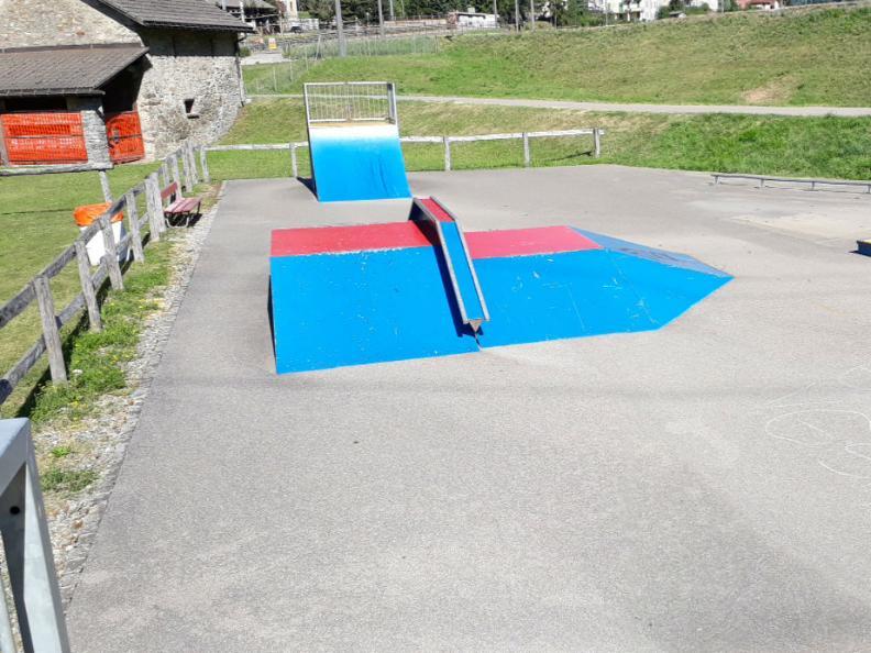Image 3 - Skatepark Rodi-Fiesso