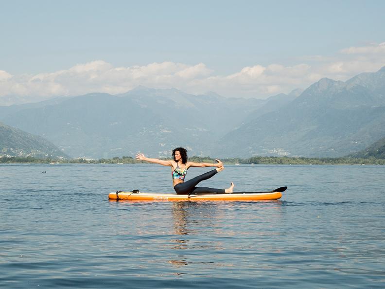 Image 0 - SUP & Yoga