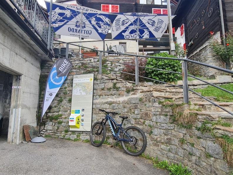 Image 0 - E-bike charging point Anzonico - Nucleo