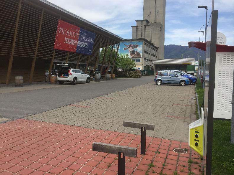 Image 1 - E-bike charging point Cadenazzo - Gusto Ticino
