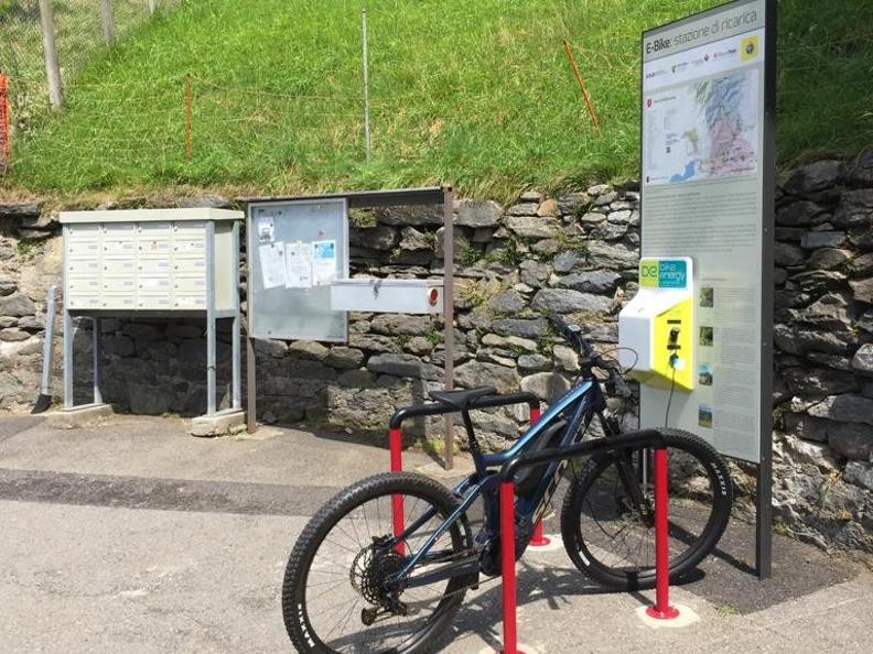 Image 0 - E-bike charging point Carena - Nucleo