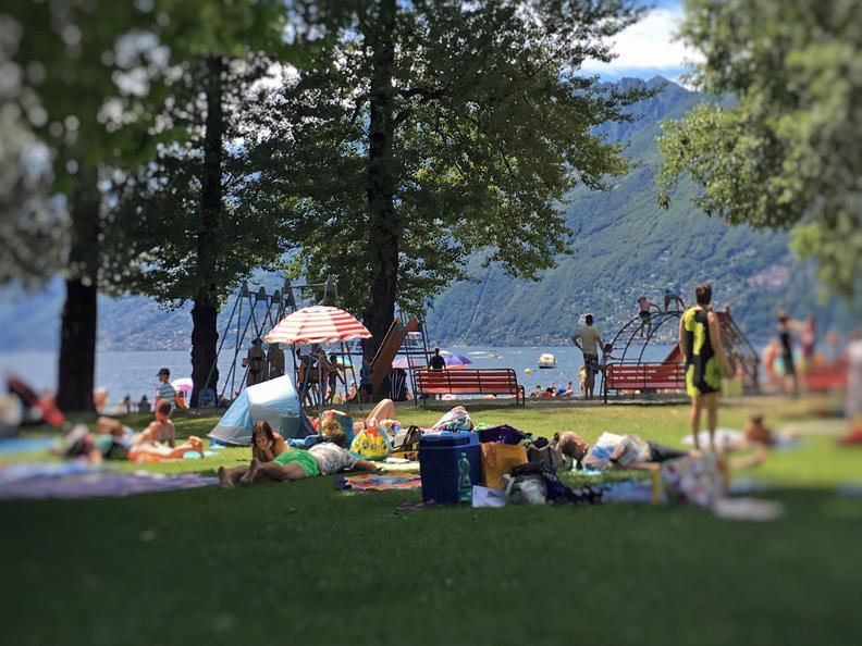 Image 0 - Bagno pubblico Ascona