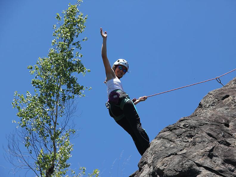 Image 1 - Liberté verticale - L'escalade en Tessin