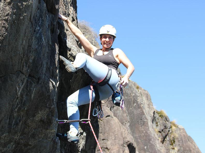 Image 2 - Liberté verticale - L'escalade en Tessin