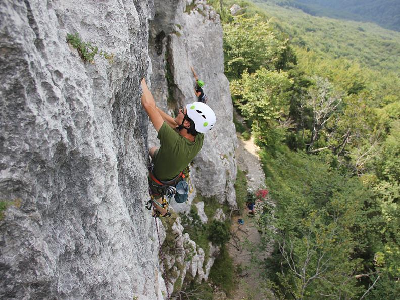 Image 0 - Liberté verticale - Arrampicata in Ticino