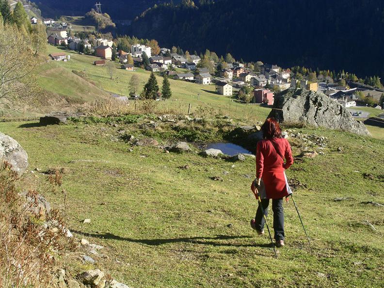 Image 1 - Hiking holidays: Via Gottardo, Airolo - Bellinzona