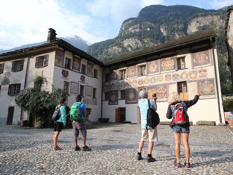 Image 4 - Hiking holidays: Via Gottardo, Airolo - Bellinzona