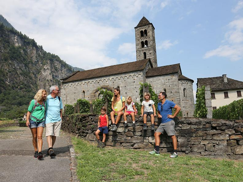 Image 5 - Hiking holidays: Via Gottardo, Airolo - Bellinzona