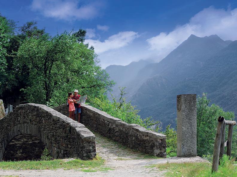 Image 6 - Hiking holidays: Via Gottardo, Airolo - Bellinzona