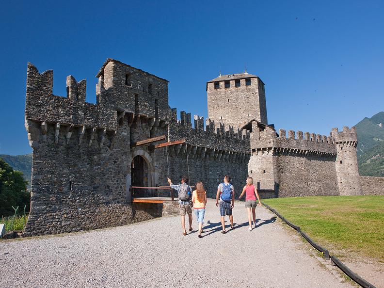 Image 7 - Hiking holidays: Via Gottardo, Airolo - Bellinzona