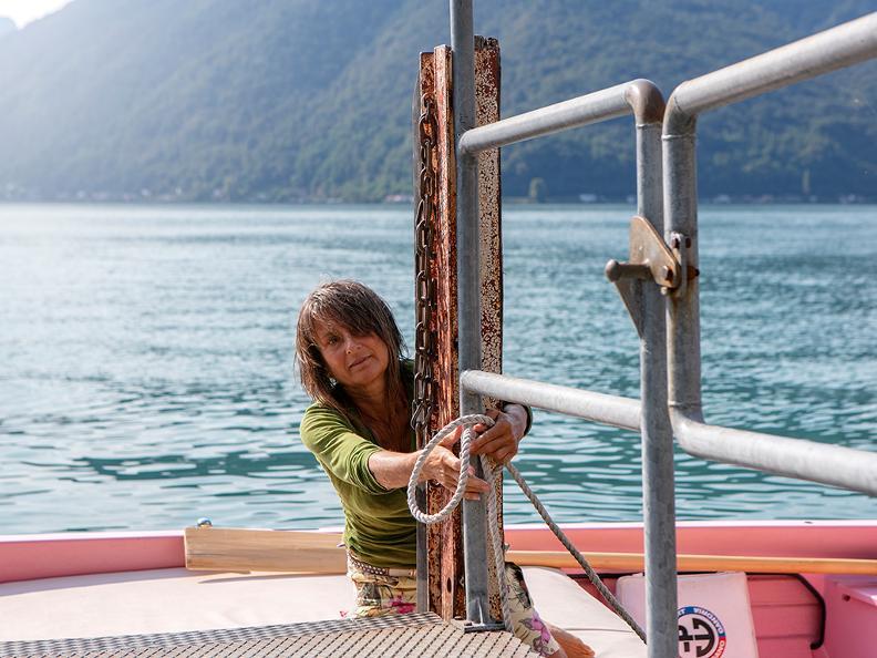 Image 5 - Swiss Tavolata - Gabriella Monfredini Rigiani