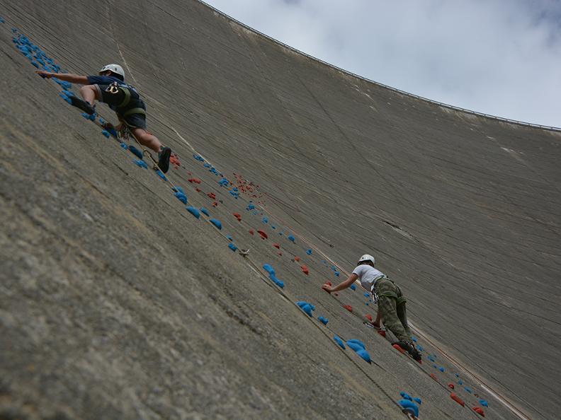 Image 1 - Climbing - Sambuco Dam