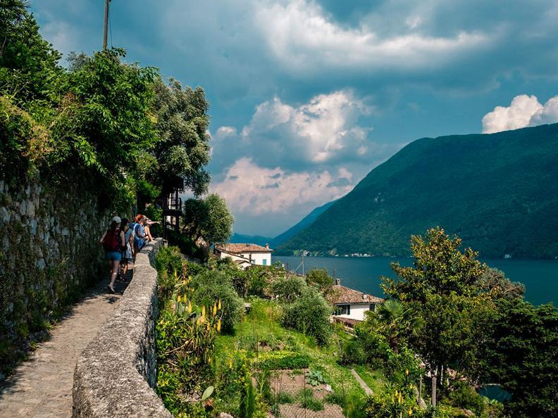 Image 6 - Guided tour - Gandria