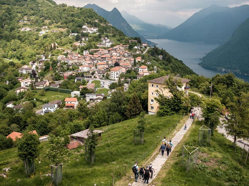 Image 5 - Visite guidée - Monte Brè
