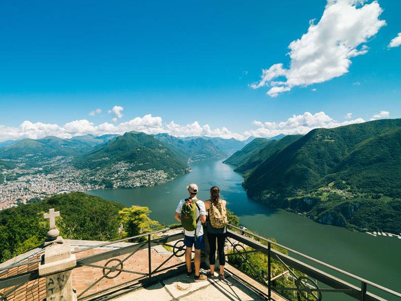 Image 1 - Guided tour - Monte San Salvatore