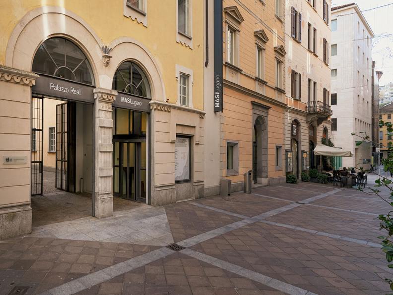 Image 0 - Museo d'arte della Svizzera Italiana (MASI), Lugano - Sede Palazzo Reali