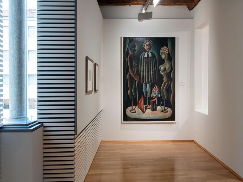 Image 1 - Museo d'arte della Svizzera Italiana (MASI), Lugano - Sede Palazzo Reali
