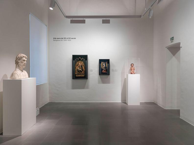 Image 3 - Museo d'arte della Svizzera Italiana (MASI), Lugano - Sede Palazzo Reali