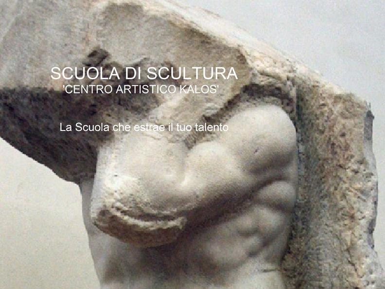 Image 0 - SCUOLA DI SCULTURA