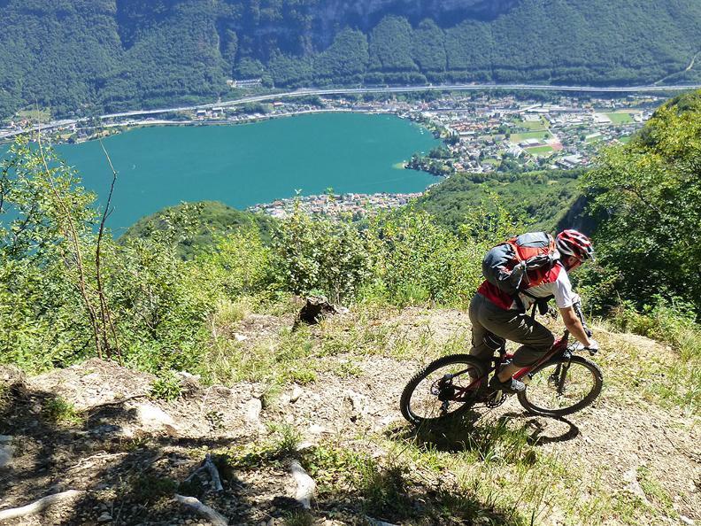 Image 1 - Mountain Bike Offer - Hotel Serpiano