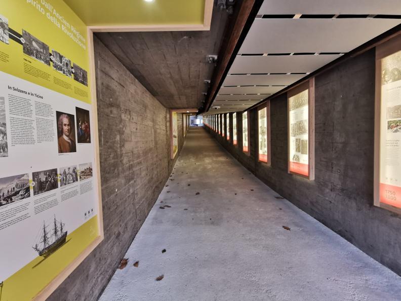 Image 1 - Narrative Tunnel - Robasacco