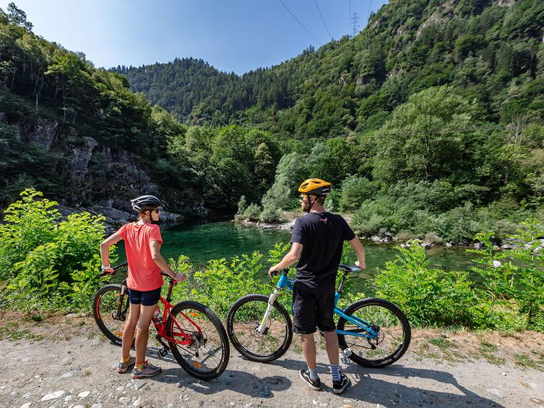 Image 1 - Mountain Bike Offer - Camping Piccolo Paradiso
