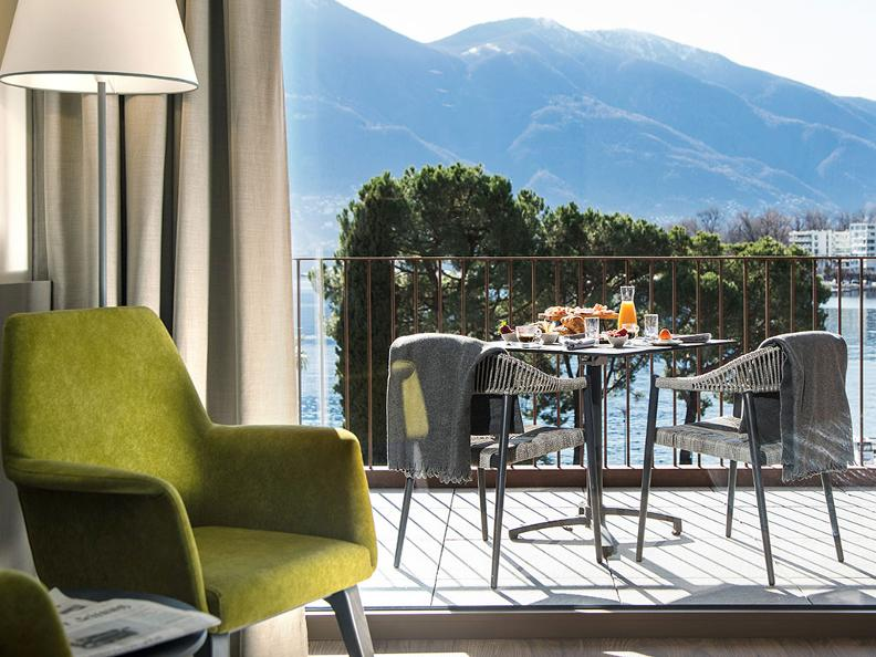 Image 1 - Mountain Bike Offer - Hotel & Lounge Lago Maggiore