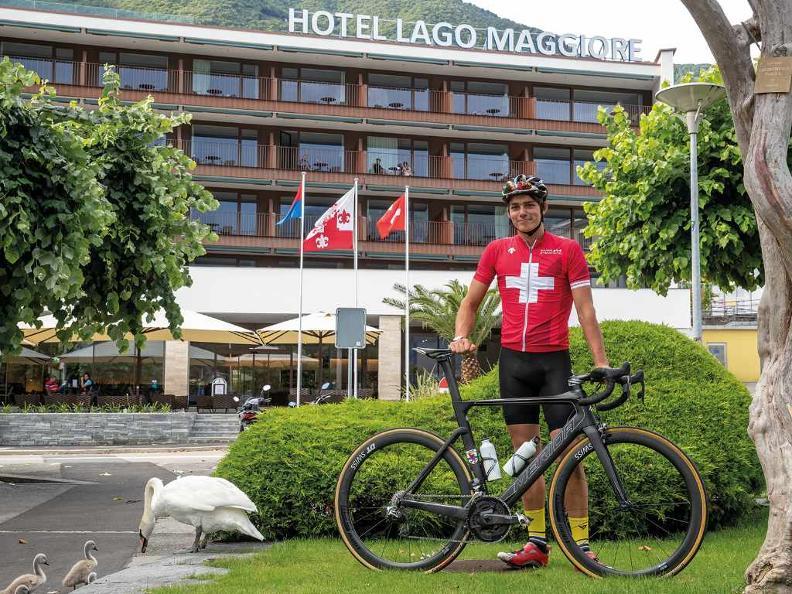 Image 0 - Mountain Bike Offer - Hotel & Lounge Lago Maggiore