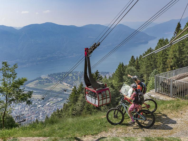 Image 1 - Mountain Bike Offer - Cardada Cimetta