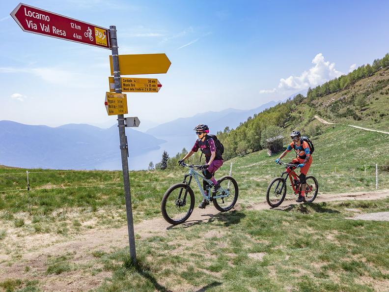 Image 2 - Mountain Bike Offer - Cardada Cimetta