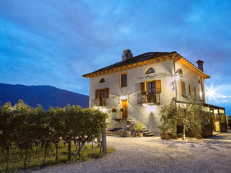 Image 3 - Sleeping in the Ticino vineyards