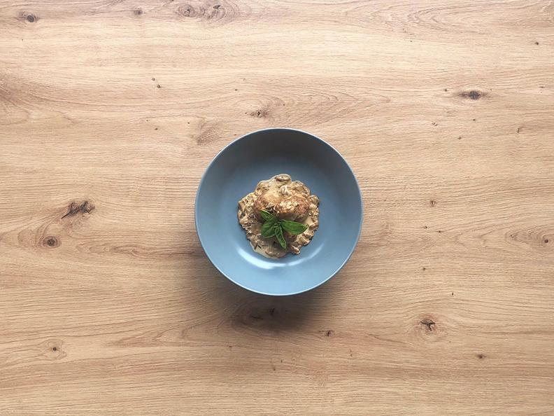 Image 4 - Polpette di vitello al timo con salsa ai funghi - La ricetta