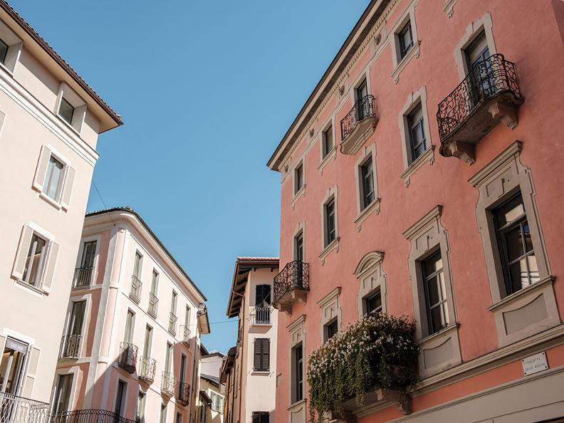 Image 1 - ARCHITOUR: Lugano and its architecture