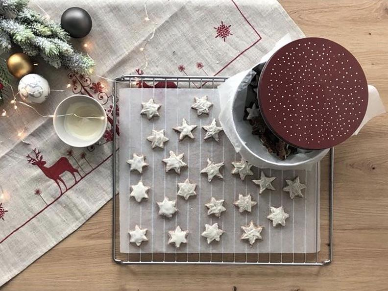 Image 0 - Cinnamon stars - The recipe