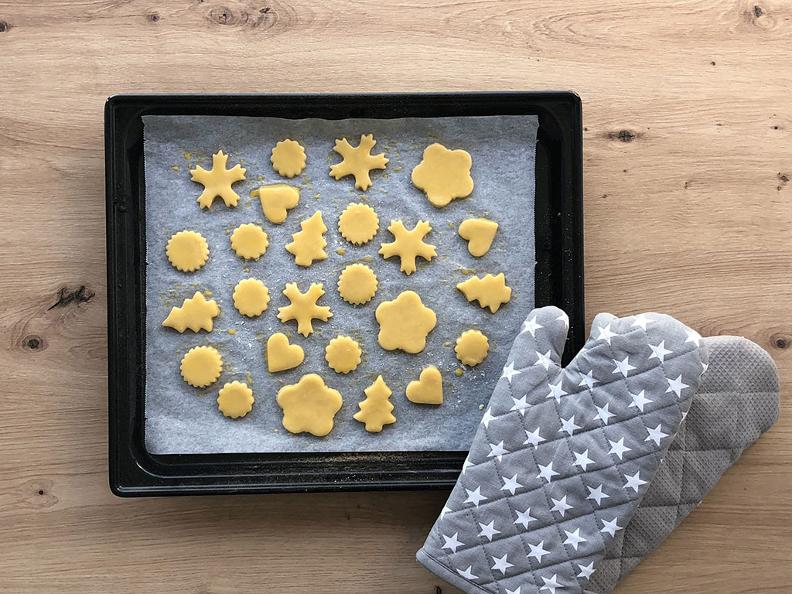 Image 0 - Milanese biscuits - The recipe