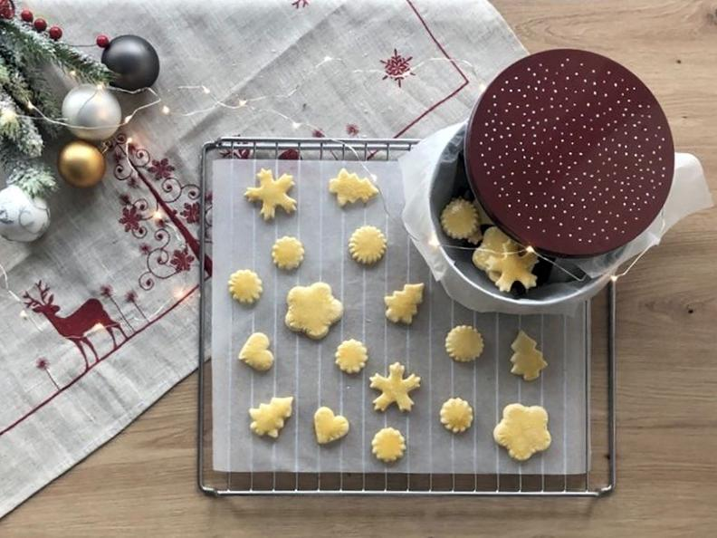 Image 4 - Milanese biscuits - The recipe