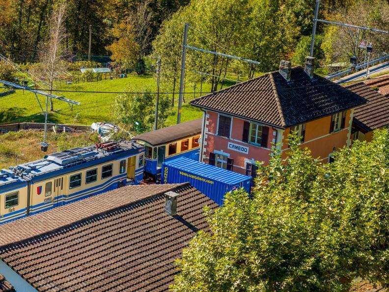 Image 0 - Viaggio a bordo del treno storico