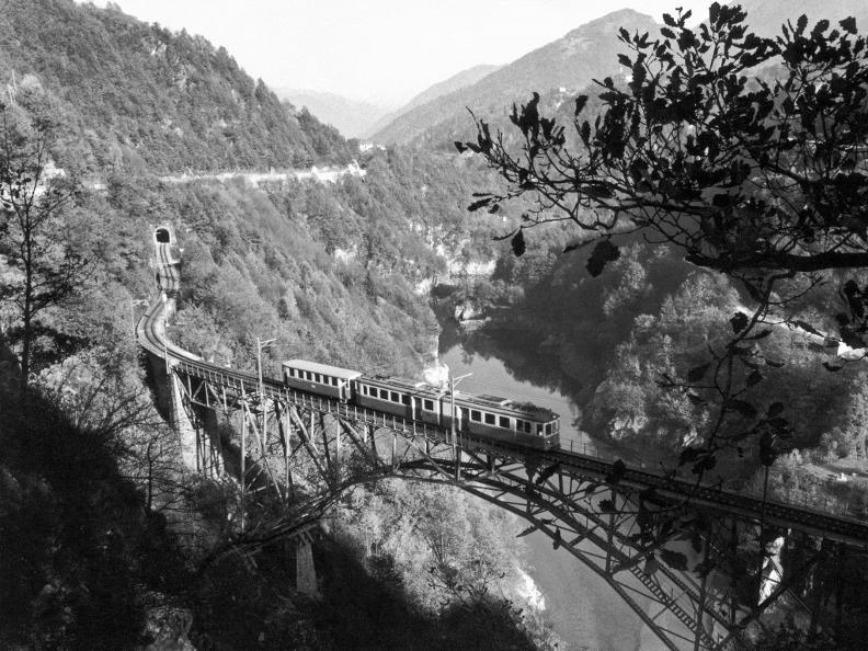 Image 1 - Viaggio a bordo del treno storico
