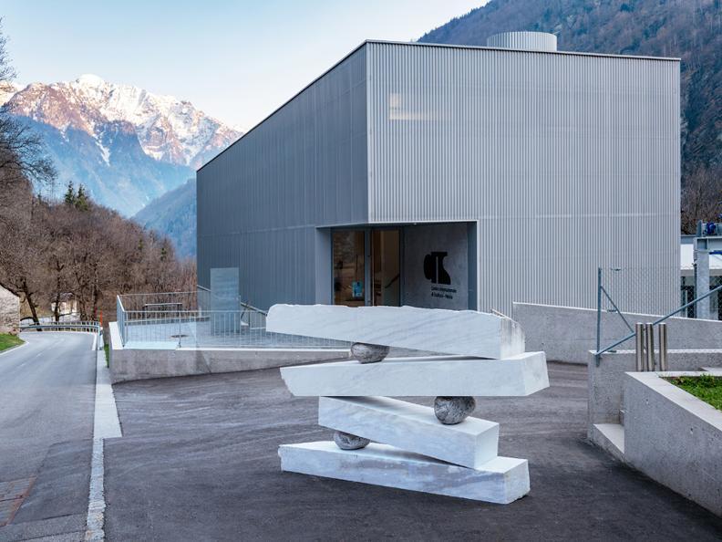 Image 1 - Centro Internazionale di Scultura di Peccia