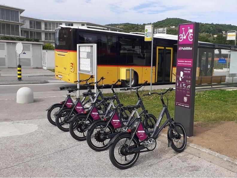 Image 2 - Publibike - Bike sharing Mendrisiotto e Basso Ceresio