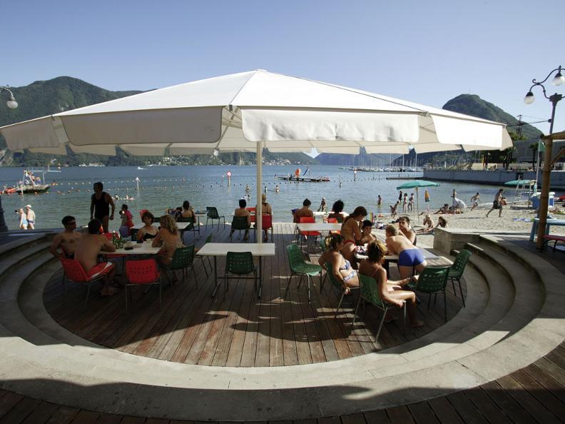 Image 3 - Lido di Lugano
