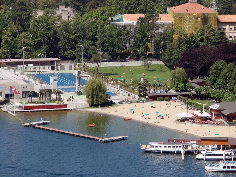 Image 4 - Lido di Lugano