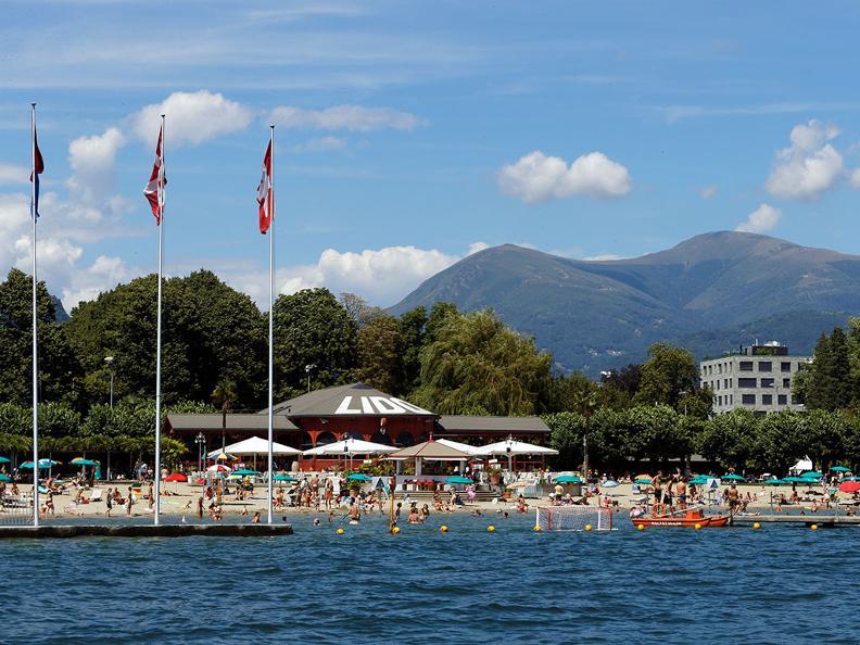 Image 2 - Lido di Lugano