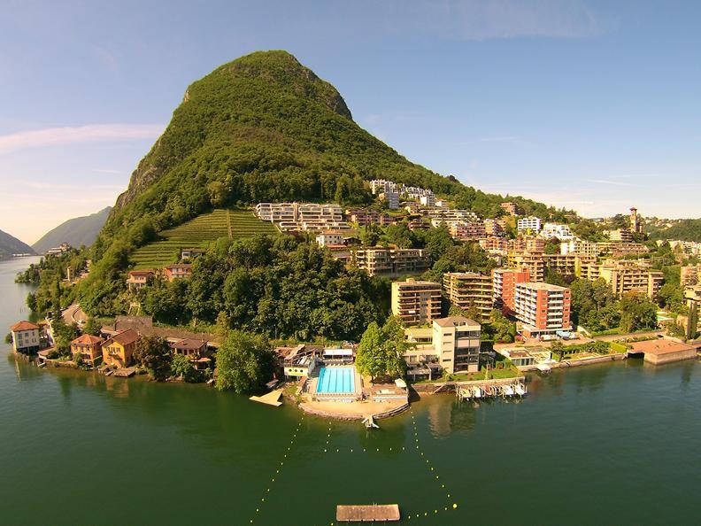Image 0 - Lido & swimmingpool Conca d'Oro, Paradiso