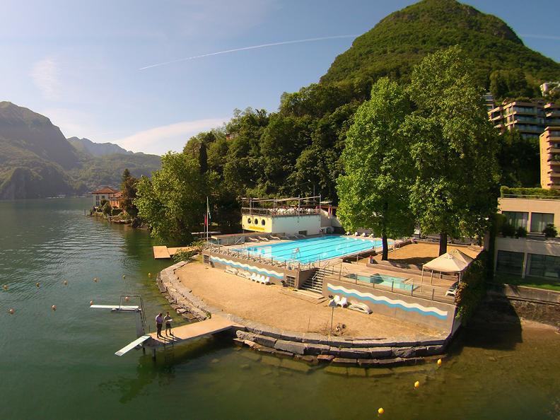 Image 2 - Lido et piscine Conca d'Oro, Paradiso